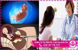 Tư vấn phá thai 14 tuần tuổi an toàn và địa chỉ thực hiện tin cậy.