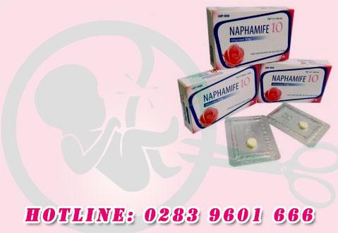Thuốc tránh thai Naphamife