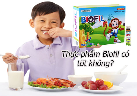 Mua thuốc bổ Biofil ở đâu ? Giá bán và review sau khi sử dụng