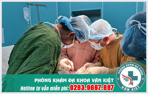 Phẫu thuật cho bệnh nhân bị gãy dương vật