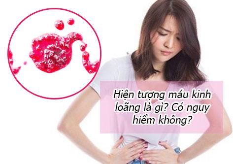 Hiện tượng máu kinh loãng là gì ? Ảnh hưởng sinh sản không