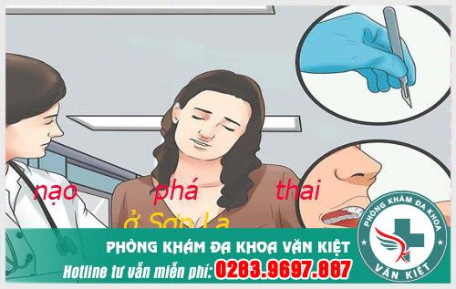 Bệnh viện nạo phá thai ở Sơn La an toàn không đau và uy tín