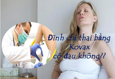 Quy trình phá thai bằng kovax bao nhiêu tiền 1 liệu trình ?