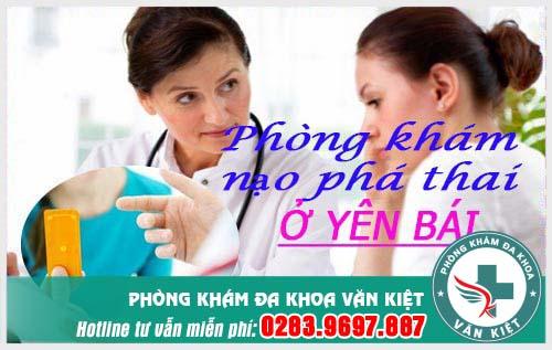 Địa chỉ phá thai giá rẻ ở Yên Bái nhưng độ an toàn đã được xác thực
