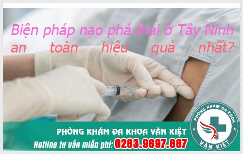 Địa chỉ phá thai ở Tây Ninh: Chi phí rẻ + Cam kết không đau