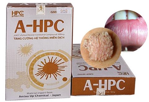 Thuốc AHCC có tốt không ? Chữa sùi mào gà hay không ? Giá Bao Nhiêu