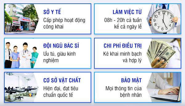 Xét nghiệm giang mai tại Tp. Hồ Chí Minh